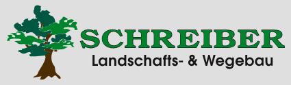 Schreiber Landschafts- und Wegebau - Logo